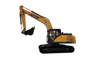 玉柴YC215-9挖掘机