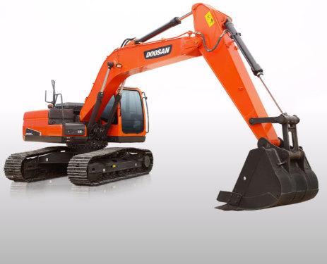 斗山DX200-9C挖掘机