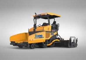 徐工RP603L轮式沥青混凝土摊铺机