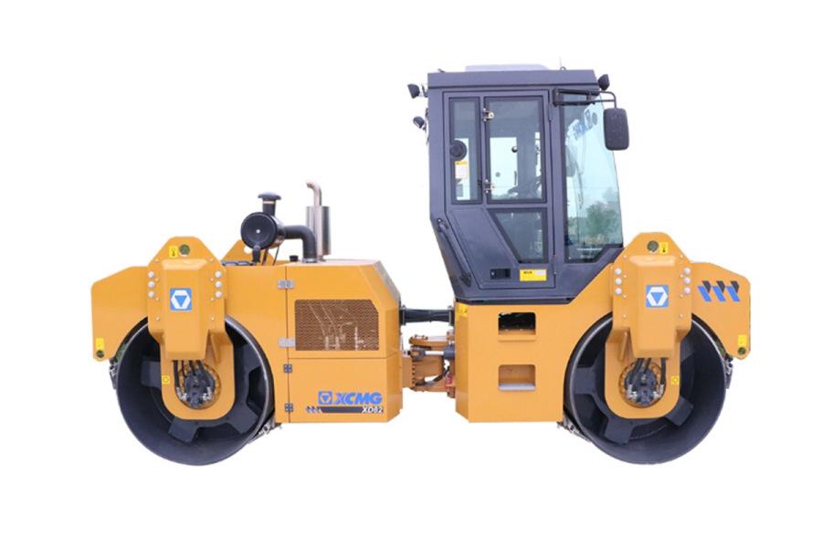 徐工XD83双钢轮压路机