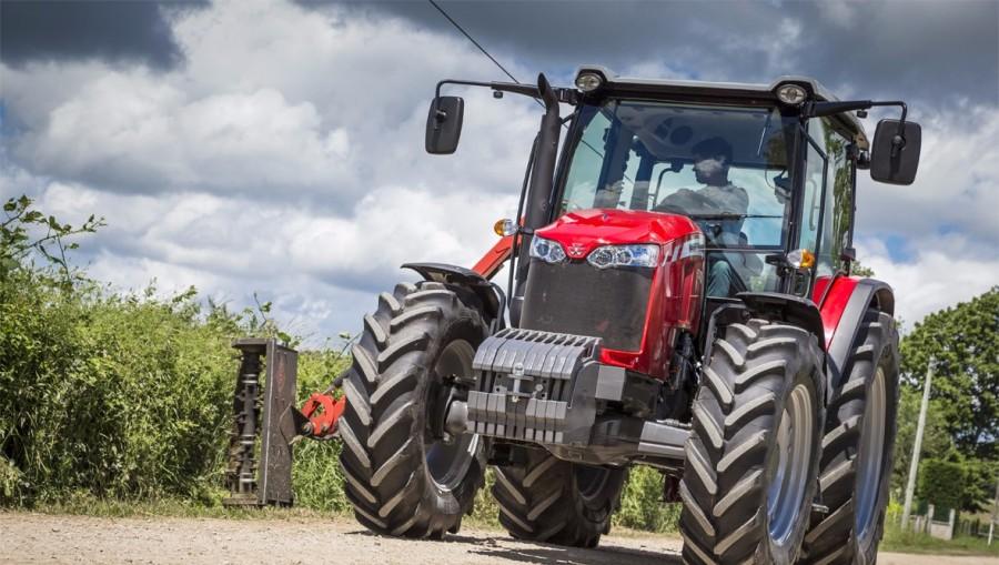 爱科麦赛福格森S1304拖拉机尊享版高清图 - 外观