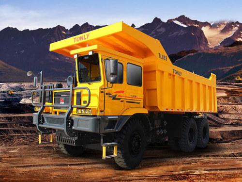 同力重工TL883D非公路宽体自卸车