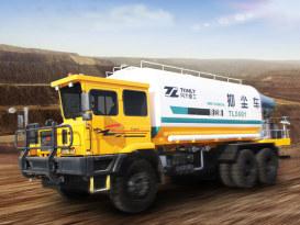 同力重工TLS401(拖挂式)非公路抑尘洒水车