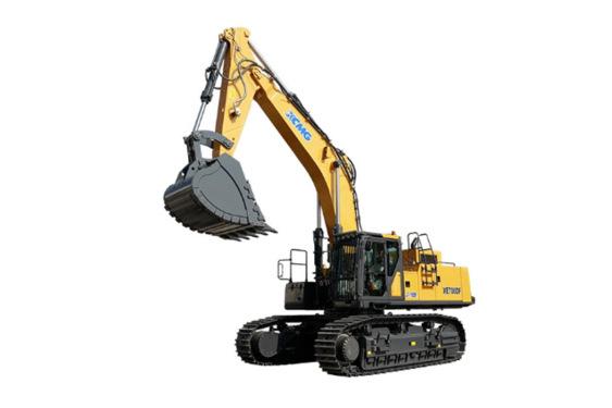 徐工XE700DF矿用挖掘机
