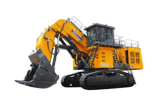 徐工XE4000E矿用挖掘机