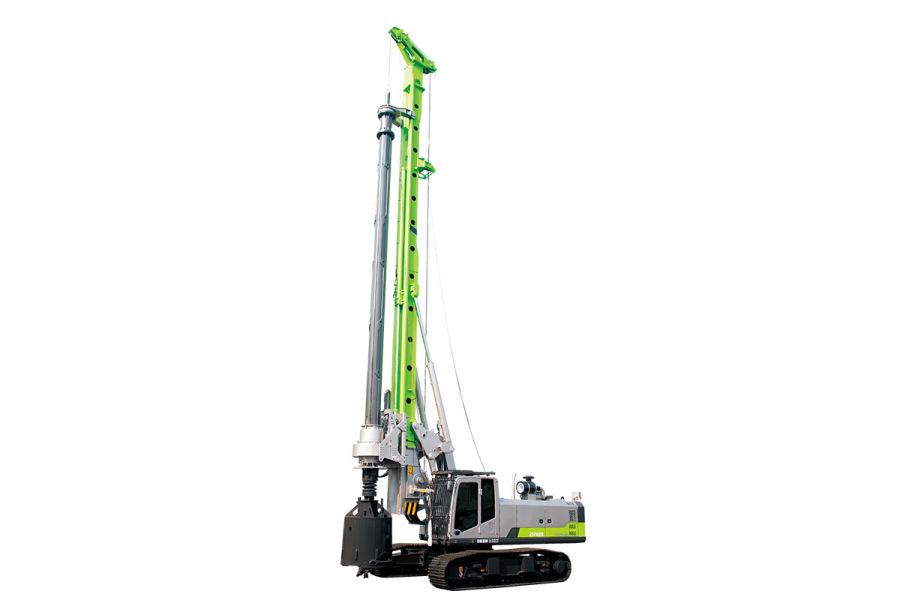中联重科ZR160L旋挖钻机
