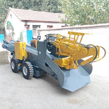 宜迅YXB-60轮式扒渣机