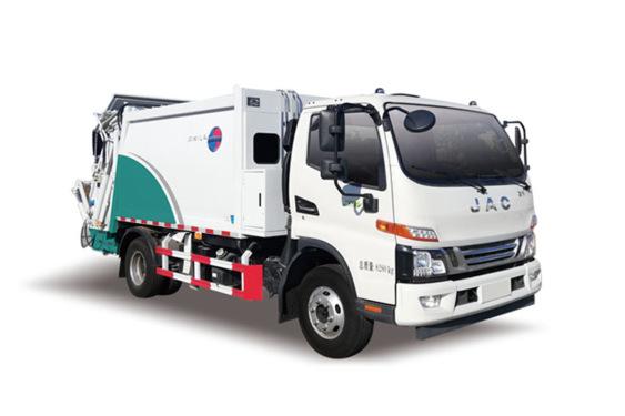 同辉汽车QTH5084ZYSA国六江淮压缩式垃圾车