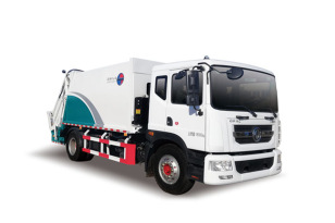 同辉汽车QTH5182ZYS东风国六14方压缩式垃圾车