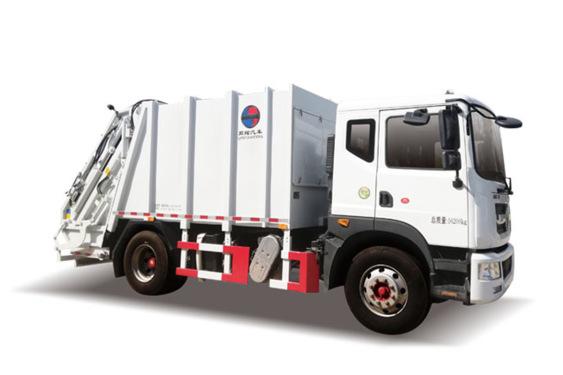 同辉汽车QTH5168ZYSA12方框架压缩式垃圾车