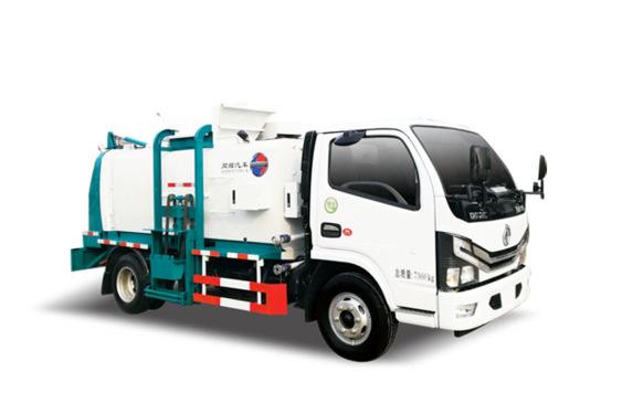 同辉汽车QTH5075TCA餐厨式垃圾车