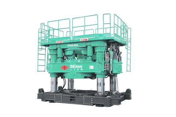 上工机械CRD1305H全套管钻机