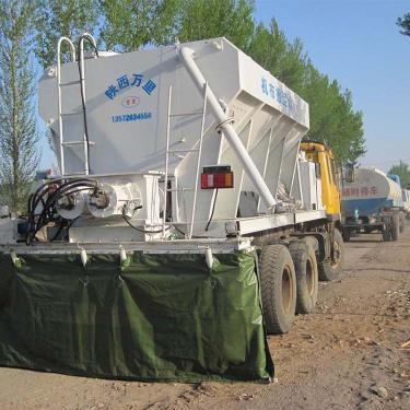 万里FS-2500智能型散装水泥撒布机高清图 - 外观