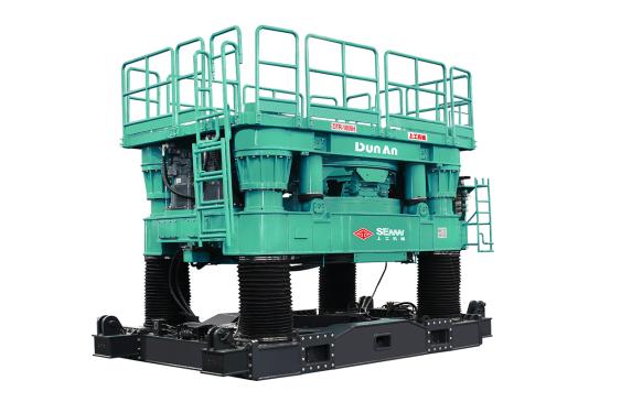 上工机械CRD1805H全回转式全套管钻机