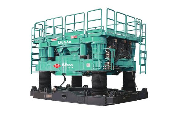 上工机械CRD2605H全回转式全套管钻机
