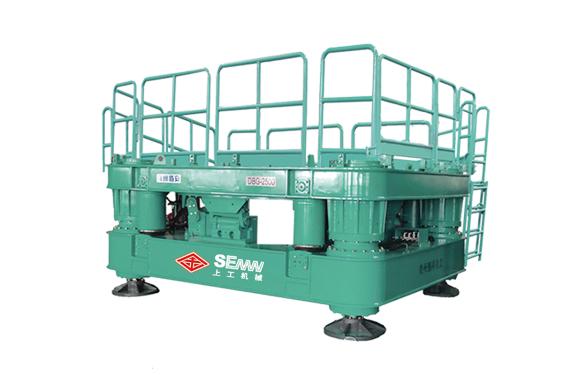 上工机械DBG2100全液压拔管机高清图 - 外观