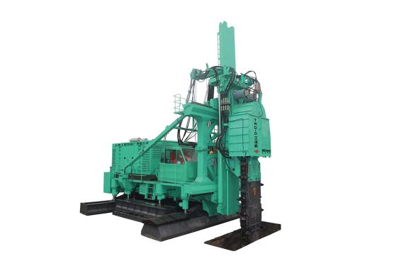 上工机械TRD-60D工法机