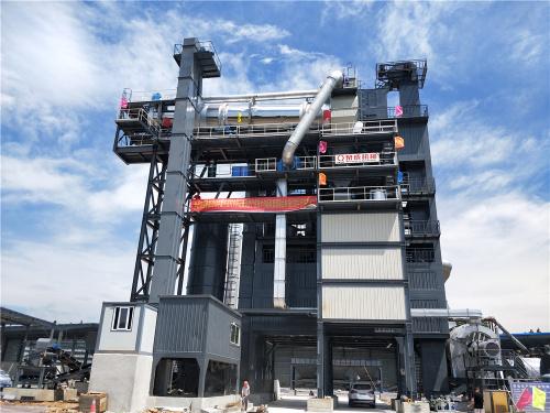 泉成機械QCR2000瀝青廠拌熱再生設備(可配套原生3000、4000)