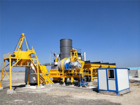 泉成机械QCQ-40移动强制式沥青搅拌设备