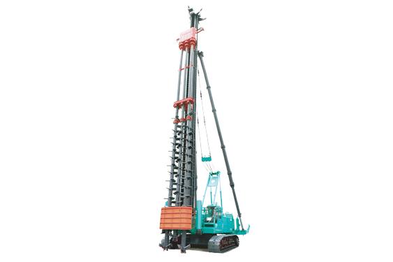 上工机械ZLD180/85-3-M2三轴式连续墙钻孔机