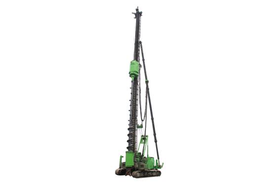 植桩工法钻机