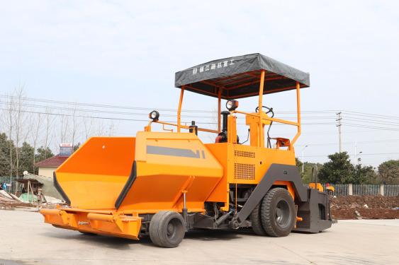 镇江路机APZ45E轮式液压伸缩沥青摊铺机