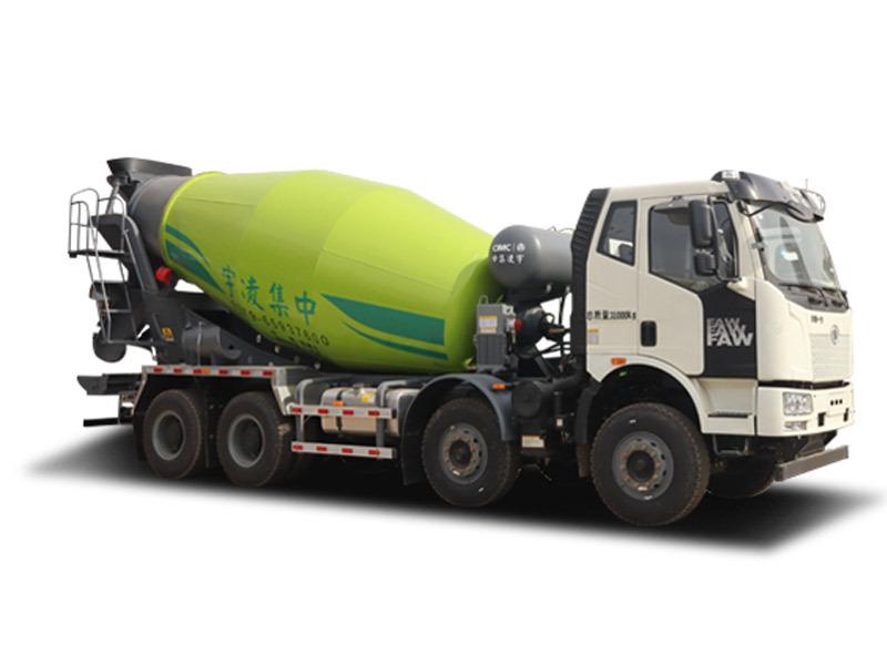 凌宇汽车CLY5315GJB29E6解放轻量化 6×4混凝土搅拌运输车