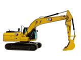 卡特彼勒320 GX挖掘機高清圖 - 外觀