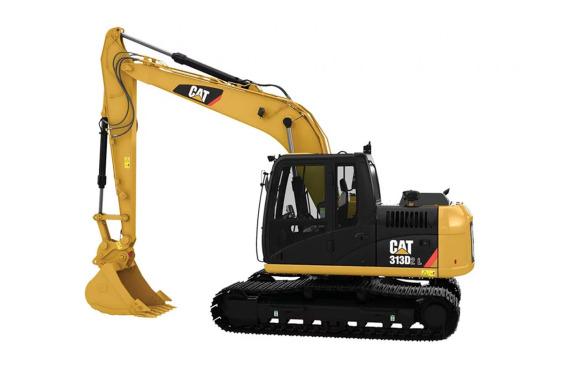 卡特彼勒CAT®313D2 L液压挖掘机