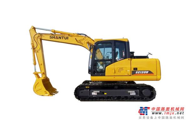 山推挖掘机SE135-9W挖掘机