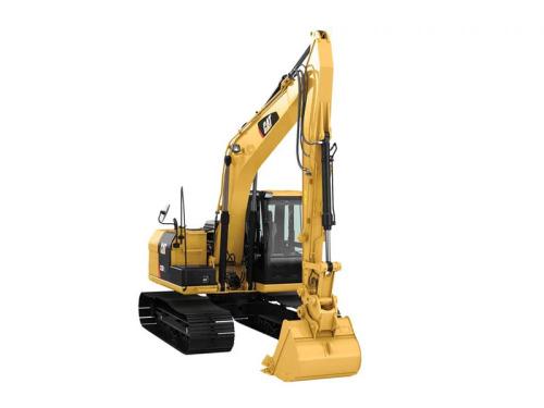 卡特彼勒313D2 L挖掘机高清图 - 外观