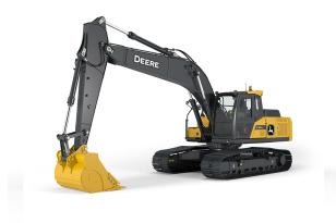 約翰迪爾E210LC挖掘機