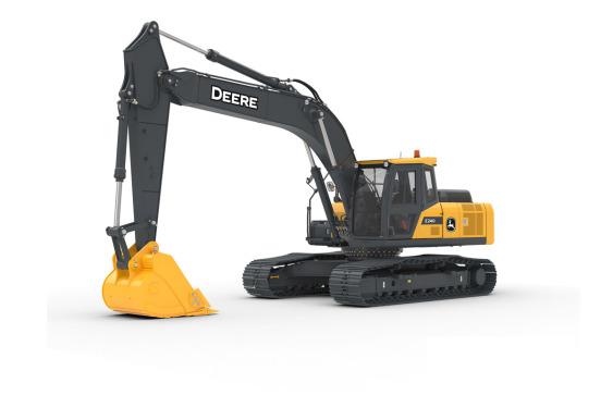 约翰迪尔E240挖掘机