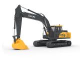 約翰迪爾E260 LC挖掘機高清圖 - 外觀