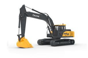 约翰迪尔E260LC挖掘机