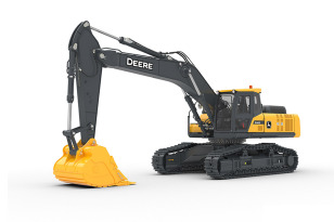 約翰迪爾E400LC挖掘機