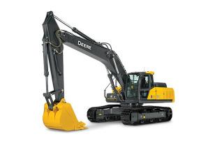 約翰迪爾E330LC挖掘機