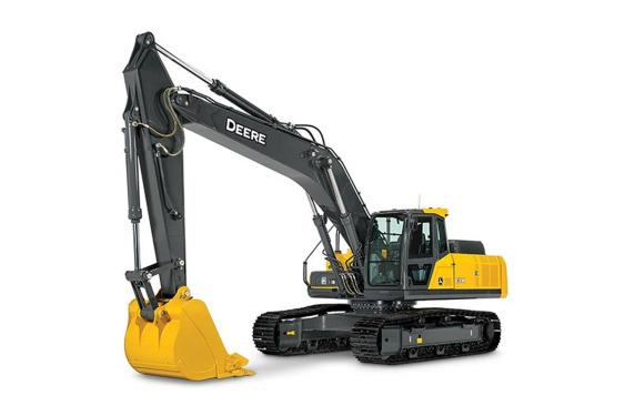 约翰迪尔E330LC挖掘机