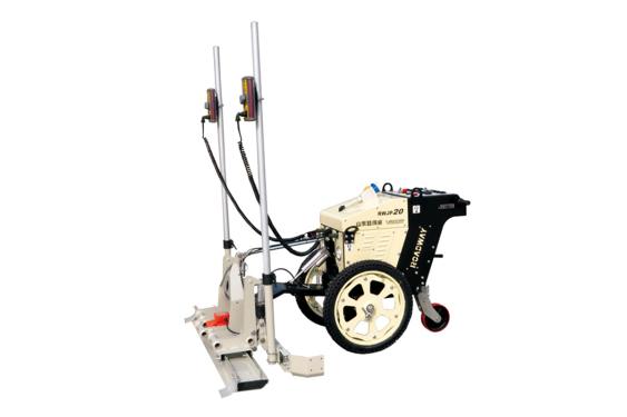 路得威RWJP20手扶式混凝土激光整平机