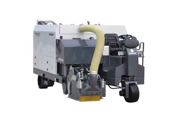 路得威RWXB21H混凝土地面铣刨机(铣刨回收车)