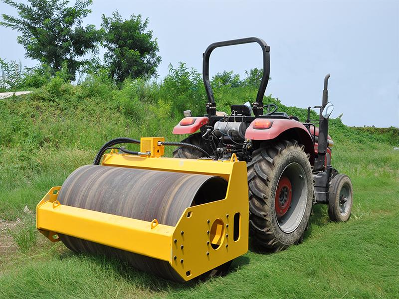 路得威RWYL-T30拖拉式振動鋼輪高清圖 - 外觀