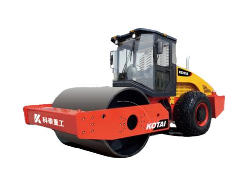 科泰重工KS205H-2单钢轮压路机(单驱)