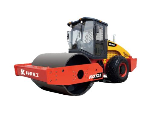 科泰重工KS205HD-2单钢轮压路机(双驱)