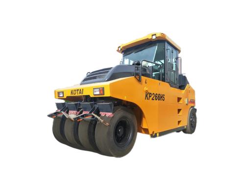科泰重工KP266HS轮胎压路机