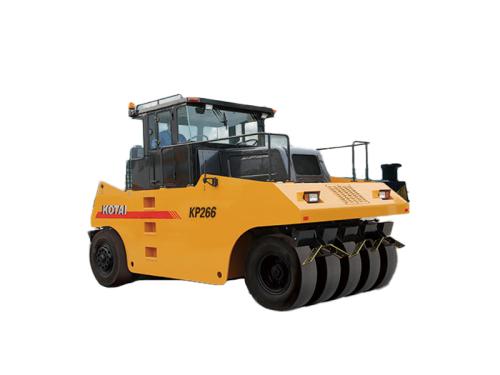 科泰重工KP266全液壓輪胎壓路機
