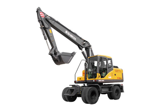 勤牛QNLG150S轮式挖掘机