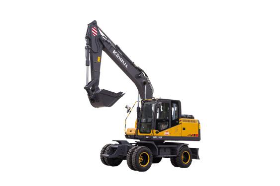 勤牛QNL150F轮式挖掘机