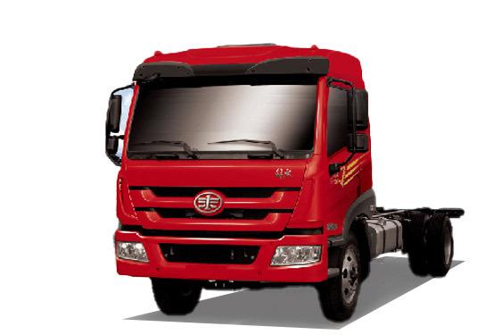 青岛解放陆威4×2载货车(重载版)