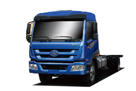 青岛解放陆威 4×2载货车(标载版)