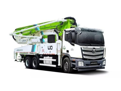 雷萨重机BJ5359THB-XF(L10-47米)泵车